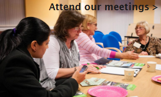 Attend our meetings