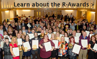 Learn about the R-Awards