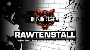 Blind Tiger Bar in Rawtenstall