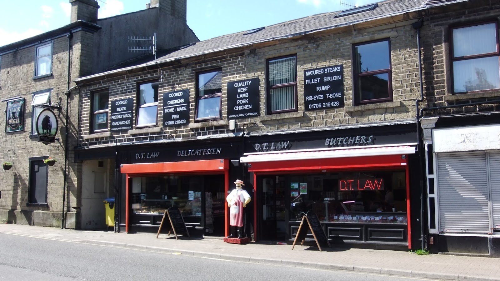 DT Law Butchers