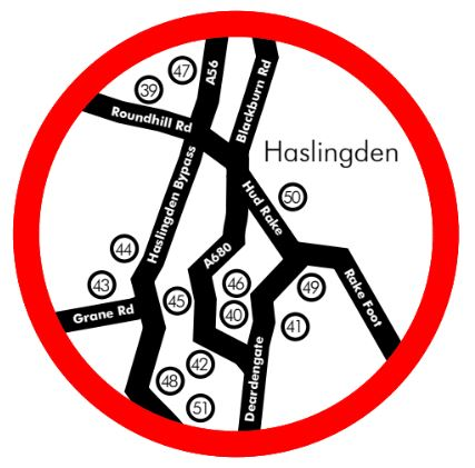 Haslingden Food and Drink Guide