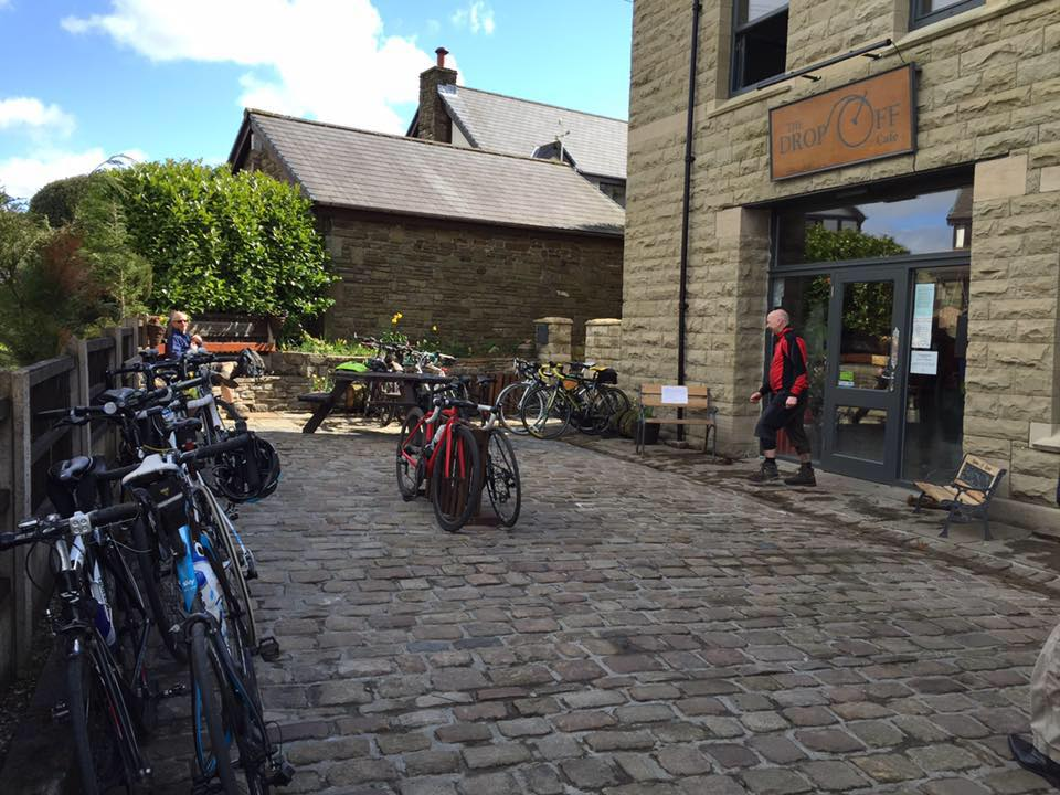 The Drop Off Cafe Edenfield