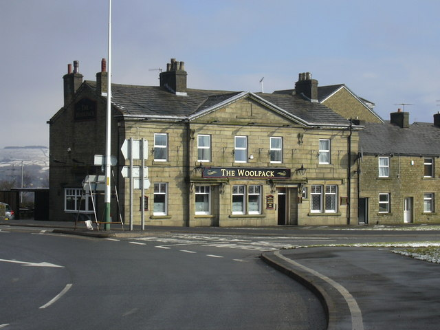 The Woolpack Haslingden