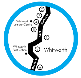 Whitworth Map